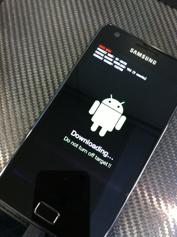 How to Add Arabic to Samsung Galaxy s2 (Arabic Software